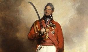 Portrait of Sir Thomas Picton