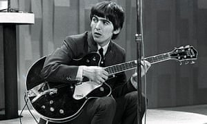 George Harrison In 1964