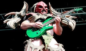 Cory Smoot aka Flattus Maximus of Gwar