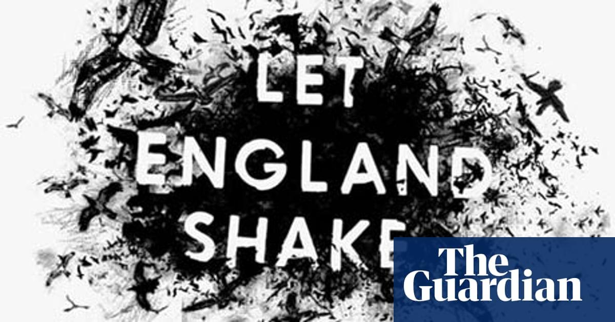 Best albums of 2011, No 1: PJ Harvey - Let England Shake