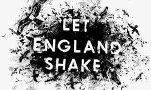Sleeve for PJ Harvey's Let England Shake