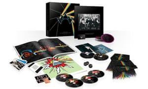 Pink Floyd's Immersion box set of Dark Side of the Moon
