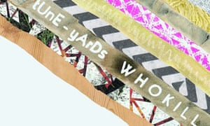 Sleeve for whokill by Tune-Yards