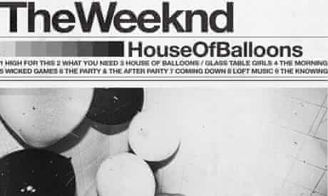 Sleeve for House Of Balloons by The Weeknd