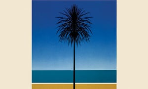 Sleeve for Metronomy's The English Riviera