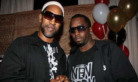 DJ Kool Herc and P Diddy