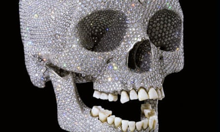 Damien Hirst S Skull Tasteless That S The Point Art The Guardian