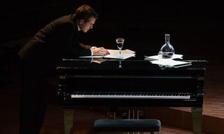 Jeroen Williams in The Lyric Suite