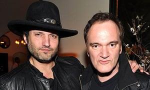 Robert Rodriguez and Quentin Tarantino