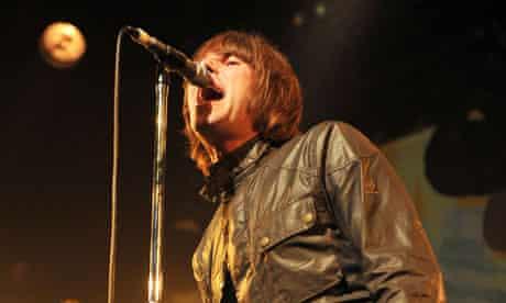 Beady Eye live in Glasgow