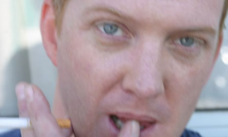 Josh Homme lead singer of Queens Of The Stone Age