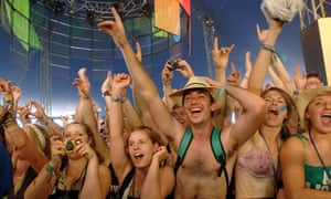 Music festival guide: summer 2009 telegraph.