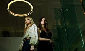 The Pierces - Catherine and Allison Pierce