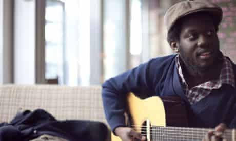 Michael Kiwanuka, new band of the day