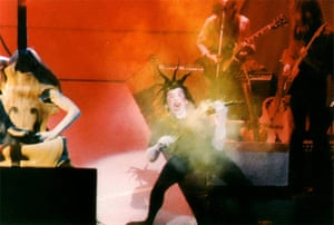 Kate Bush gallery Music: FOR GALLERY USE ONLY