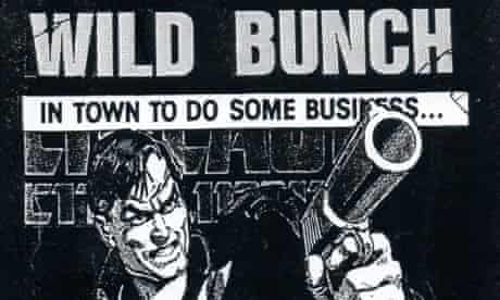 Original flyer from Soul II Soul v Wild Bunch