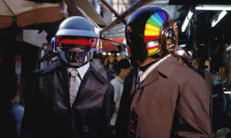 Daft Punk: they come in peace