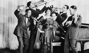 """Mamie Smith, Willie """"The Lion"""" Smith & Jazz Hounds"""