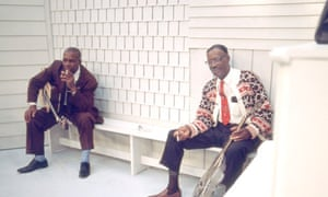 Skip James and Son House