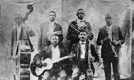 The Buddy Bolden Band