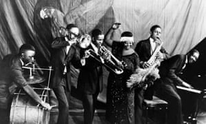 Ma Rainey and the Georgia Jazz Band