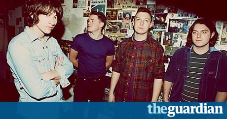 Arctic Monkeys' Suck It and See censored in the US