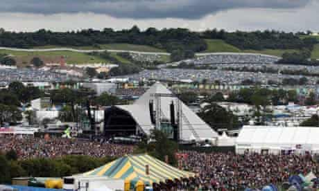 Glastonbury 2011: Pyramid stage