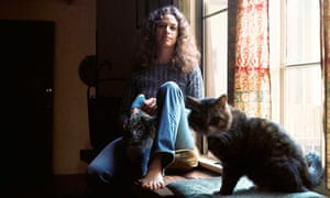 Carole King, in Laurel Canyon, California, 27 January 1971.