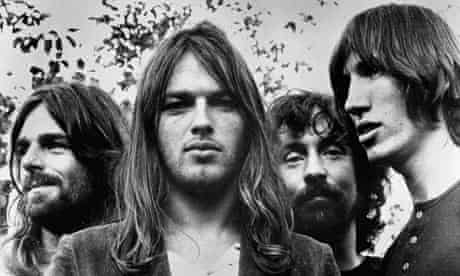 1973, London, Pink Floyd