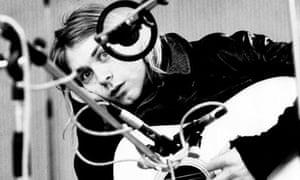 Kurt Cobain, Hilversum studios, Holland, 25 November 1991