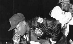 Def Jam giants: Public Enemy