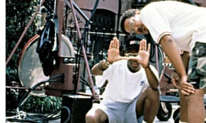 Do The Right Thing, a hip-hop film from 1989