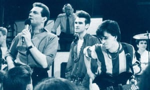 The Smiths on Top of the Pops
