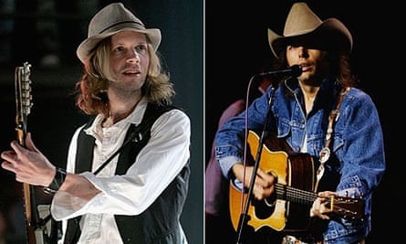 Beck and Dwight Yoakam