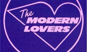 Sleeve for the Modern Lovers debut album