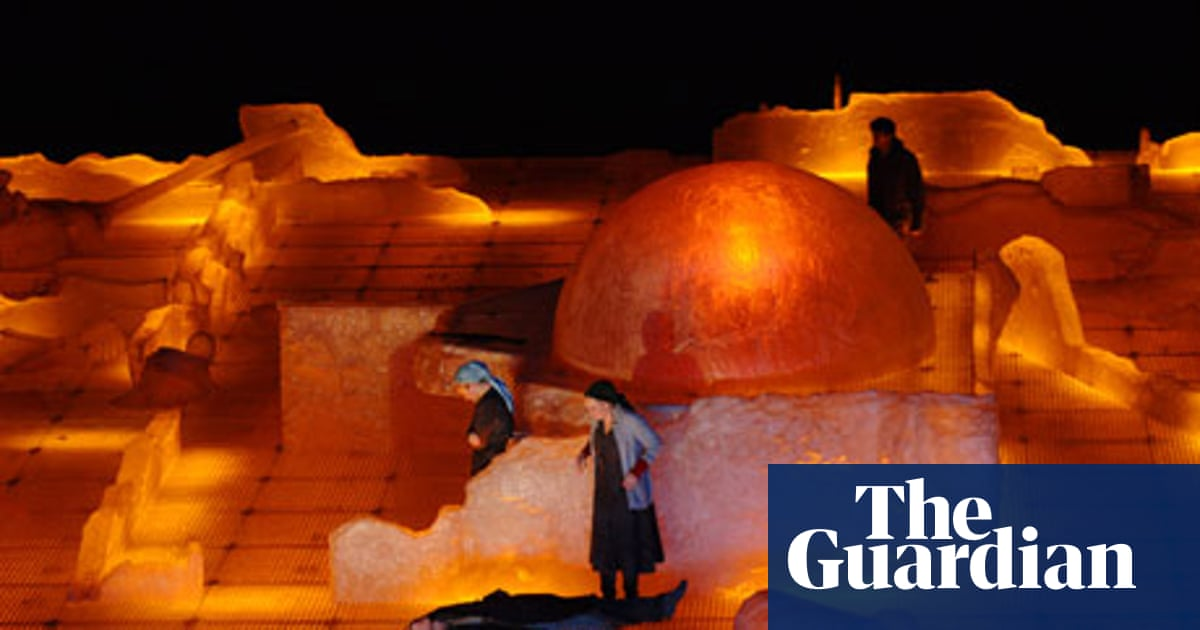 Opera in the modern age   Music   The Guardian