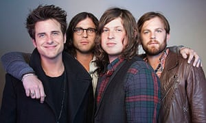 Kings Of Leon Cancel Us Tour Due To Exhaustion Music