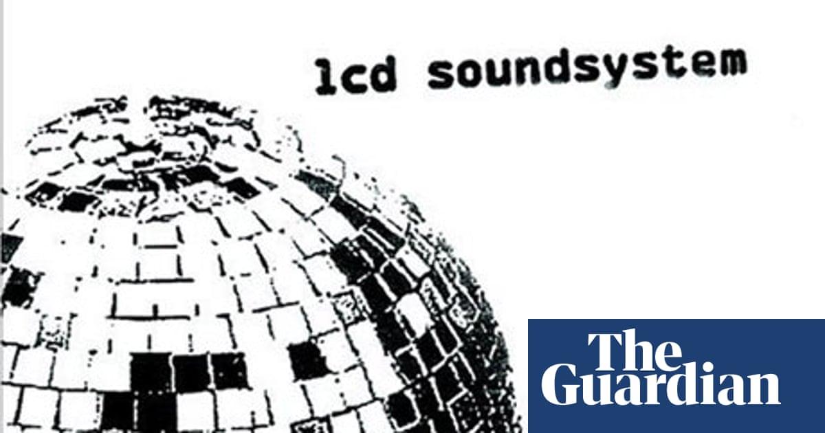 My favourite album: LCD Soundsystem by LCD Soundsystem