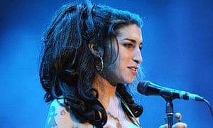 Amy Winehouse performs in Serbia, June 2011