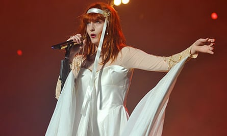 Florence and the Machine at Latitude 2010