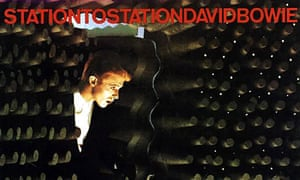 Sleeve for David Bowie's Station to Station
