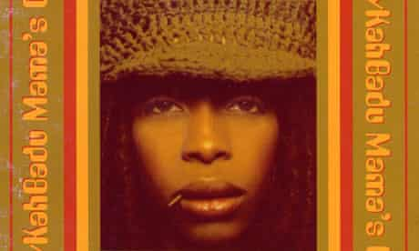 Sleeve for Mama's Gun by Erykah Badu