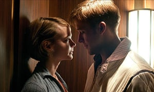 Carey Mulligan and Ryan Gosling in Drive
