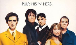Cover of Pulp's His 'n' Hers