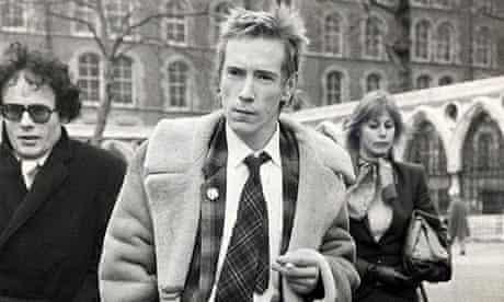 John Lydon in 1979