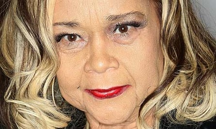 Etta James in 2008