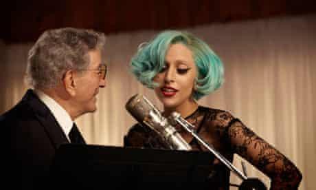 Tony Bennett with Lady Gaga
