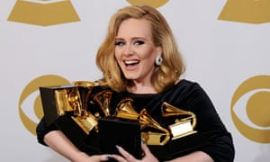Adele: 'There's a lot of instant spotlight and pressure when it comes to a Bond song.'