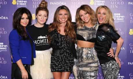 Girls Aloud reunion press conference
