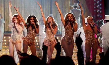 Girls Aloud in 2009
